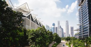 Example of a sustainable city in the future