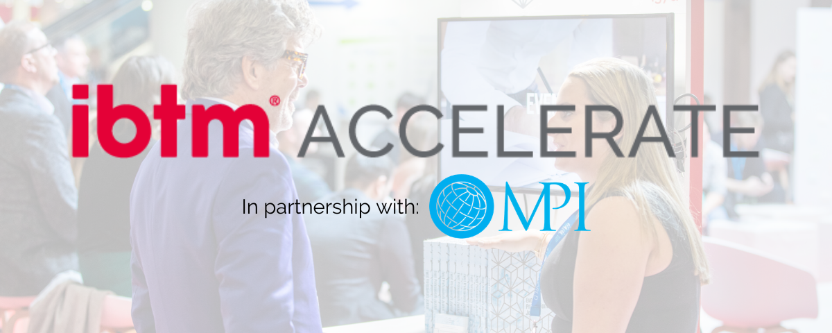 The IBTM World 2020 Event Business Accelerator is open for applications!