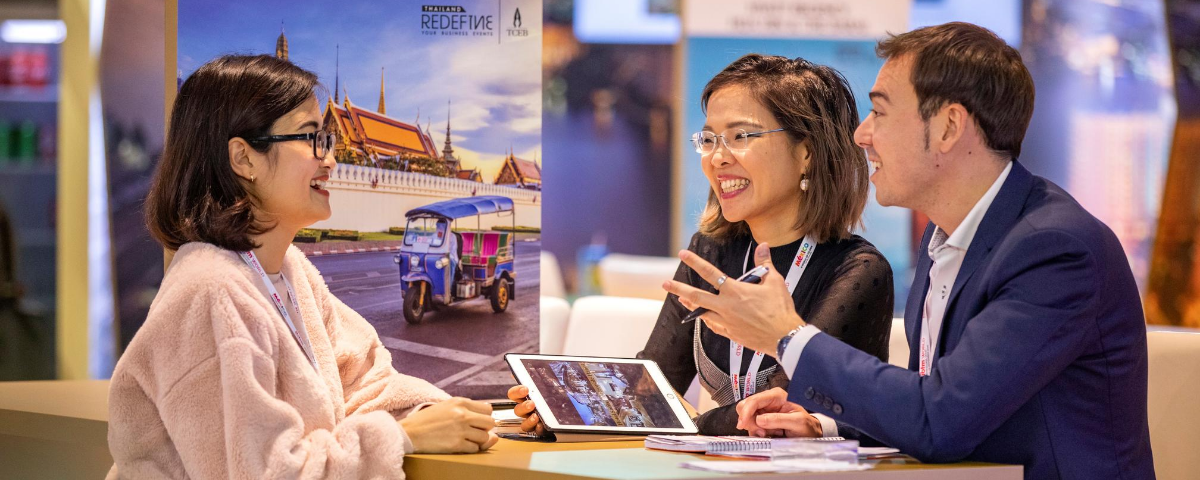 First-stage appointments are up for IBTM World