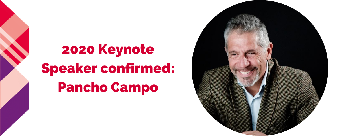 IBTM announces Pancho Campo as first keynote speaker for IBTM World 2020