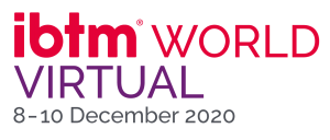 IBTM World Virtual Logo