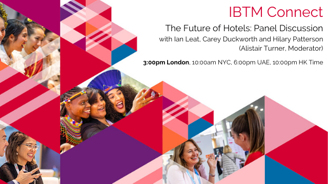 Panel Discussion: The Future of Hotels