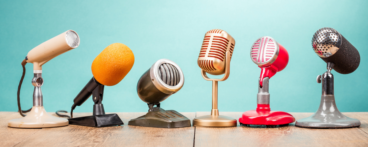 Top tips for speaking virtually