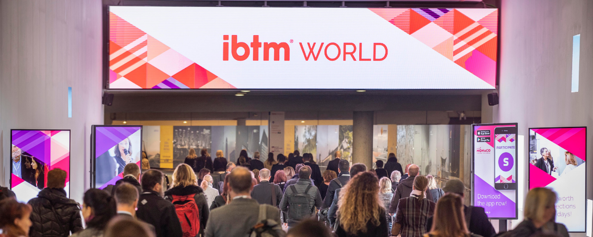 IBTM World Barcelona reveals first details of in-person event